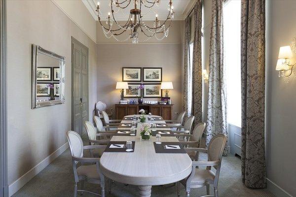 Hotel Kasteel Bloemendal - фото 9