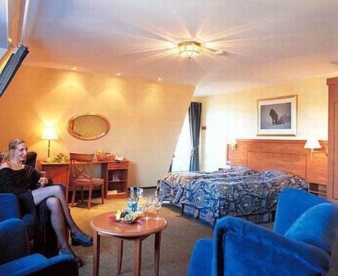 Bergstadens Hotel - Scandic Partner - фото 5