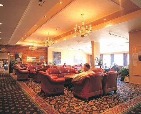 Bergstadens Hotel - Scandic Partner - фото 7