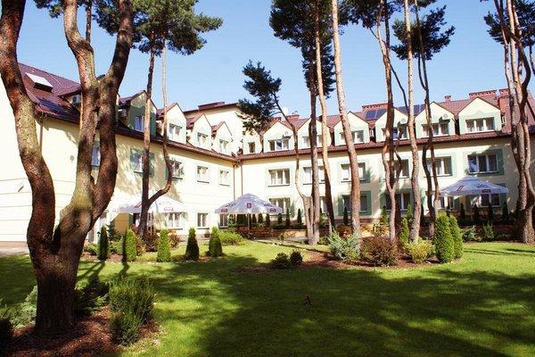 Hotel Wilga by Katowice Airport - фото 22