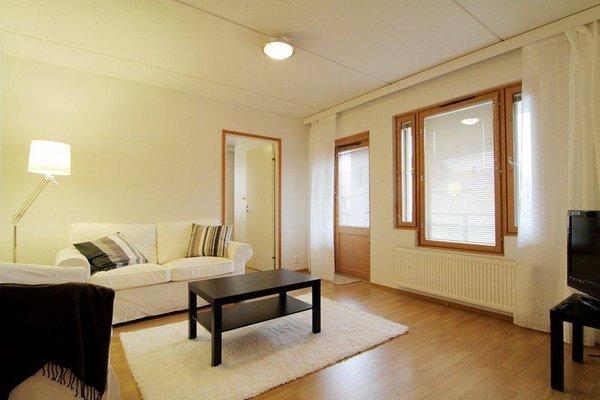 Forenom Apartments Helsinki Central - фото 1