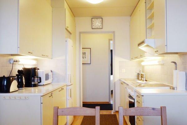 Апартаменты Kotimaailma Helsinki - фото 17