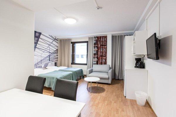 Forenom Aparthotel Helsinki Herttoniemi - фото 2