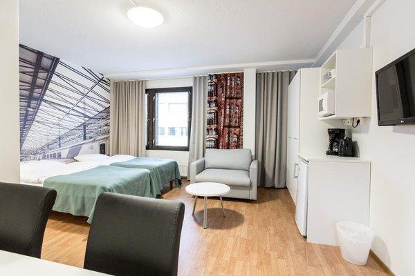 Forenom Aparthotel Helsinki Herttoniemi - фото 3