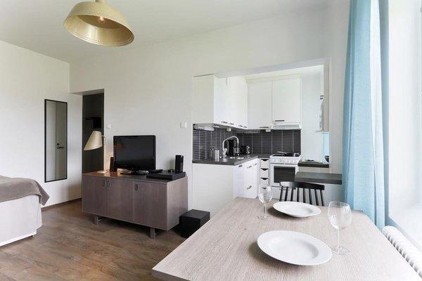 SATO HotelHome Lapinlahdenkatu - фото 9