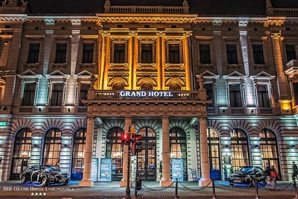 IBB Grand Hotel Lublinianka - фото 21