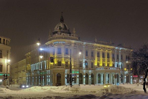 IBB Grand Hotel Lublinianka - фото 23