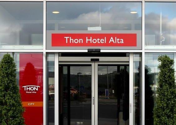 Thon Hotel Alta - фото 20