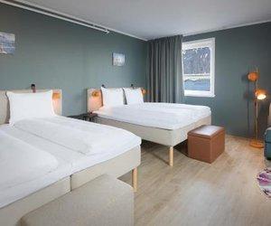Scandic Vestfjord Lofoten Svolvaer Norway
