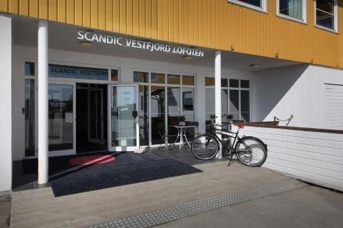 Vestfjord Hotel Lofoten - фото 19