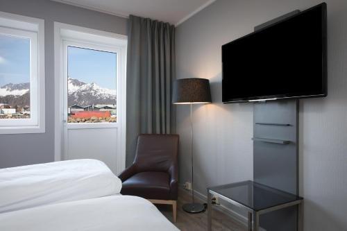 Vestfjord Hotel Lofoten - фото 2