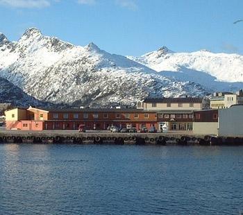 Vestfjord Hotel Lofoten - фото 20
