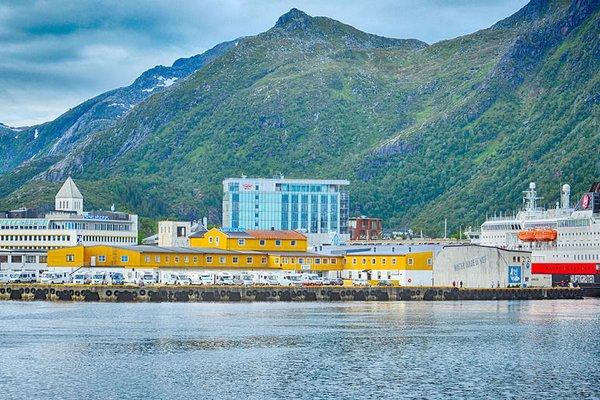 Vestfjord Hotel Lofoten - фото 21