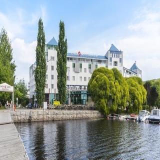 Original Sokos Hotel Vaakuna Hameenlinna - фото 21
