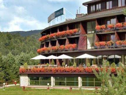 Hotel Spa Dr Irena Eris Krynica Zdroj - фото 20