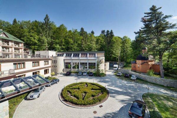 Hotel Prezydent Krynica Zdroj - фото 22