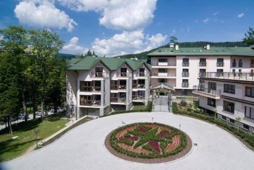 Hotel Prezydent Krynica Zdroj - фото 23