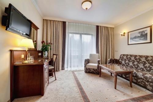 Hotel Prezydent Krynica Zdroj - фото 5