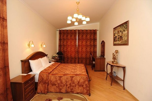 Отель Иностранец - фото 2