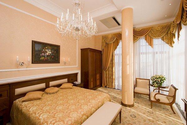 Отель Атон - фото 18