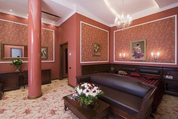Отель Атон - фото 1