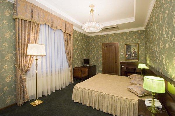 Отель Атон - фото 2