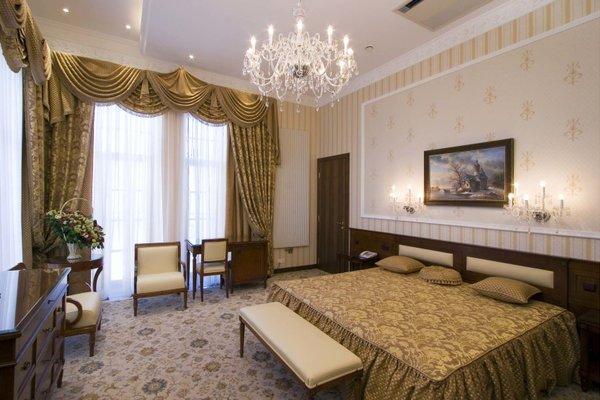 Отель Атон - фото 6