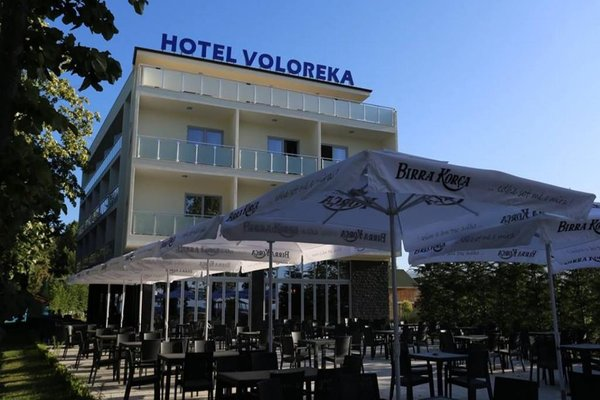 Hotel Voloreka - фото 10