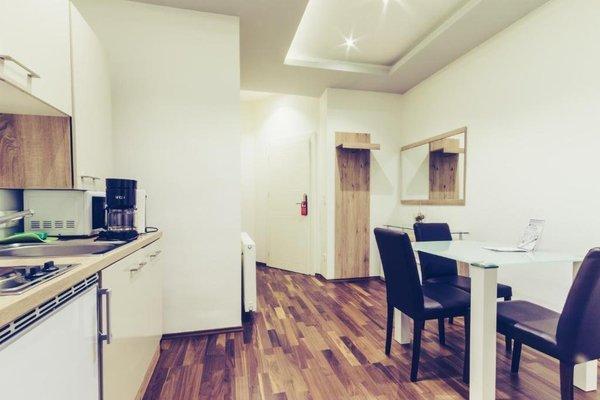 Aurellia Serviced Apartments - фото 16