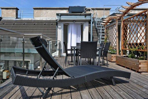 Aurellia Serviced Apartments - фото 20