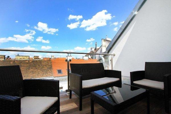 Aurellia Serviced Apartments - фото 8