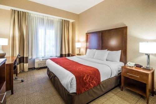 Гостиница «Comfort Suites Anchorage International Airport», Анкоридж