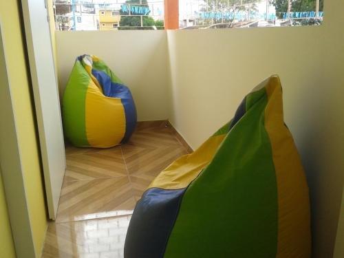 Hostel Rocha de Morais - фото 26