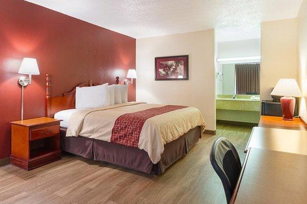 Мотель «Red Roof Inn # 346 Midtown Montgomery», Монтгомери