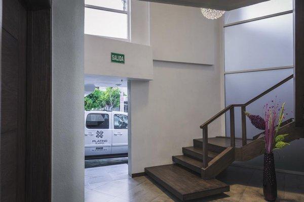 Hotel Platino Expo - фото 13