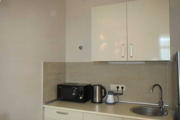 Silk Road Sea Towers Batumi Apartments - фото 20