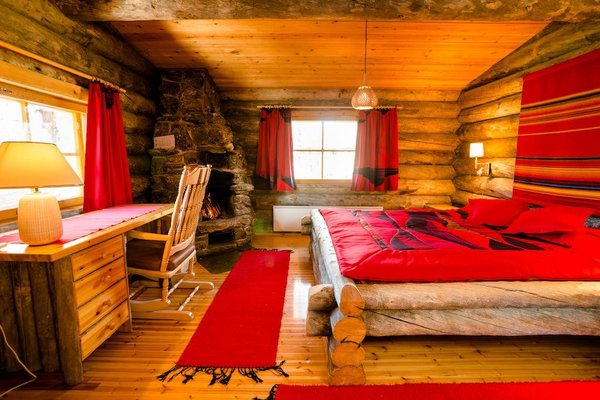 Kakslauttanen Arctic Resort - Igloos and Chalets - фото 50