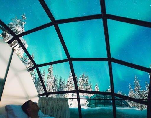 Kakslauttanen Arctic Resort - Igloos and Chalets - фото 14