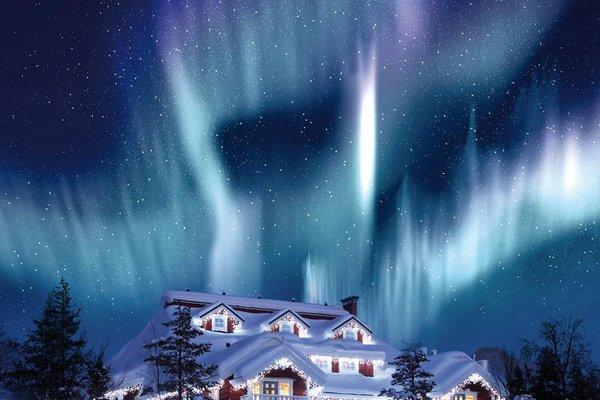 Kakslauttanen Arctic Resort - Igloos and Chalets - фото 20