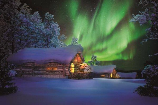 Kakslauttanen Arctic Resort - Igloos and Chalets - фото 21