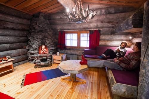 Kakslauttanen Arctic Resort - Igloos and Chalets - фото 6