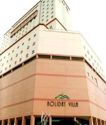 Holiday Villa City Center Alor Setar - фото 22