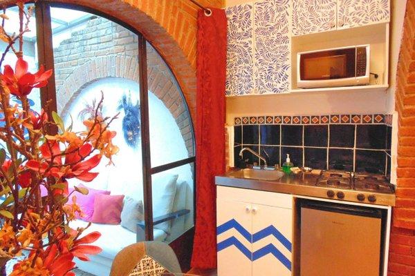 Suites Casa Tistik - фото 21