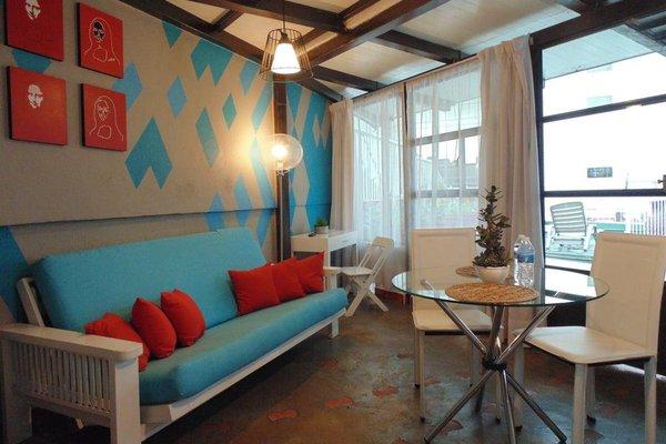 Hotelito Casa Caracol - фото 9
