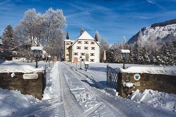 Schloss Prielau Hotel & Restaurant - фото 23