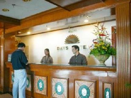 Days Hotel Mactan Cebu - фото 16