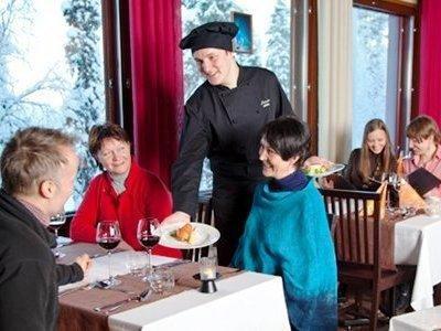 Santa's Hotel Aurora - фото 11