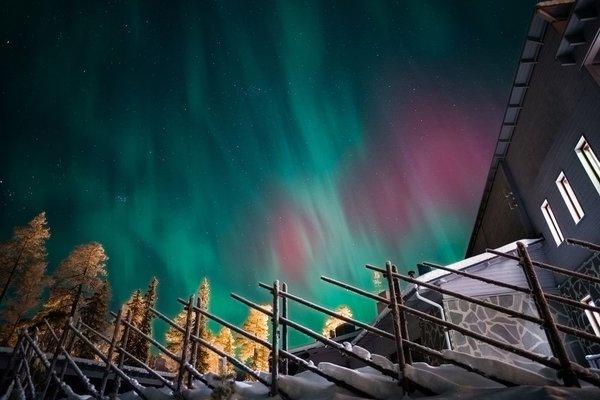 Santa's Hotel Aurora - фото 18