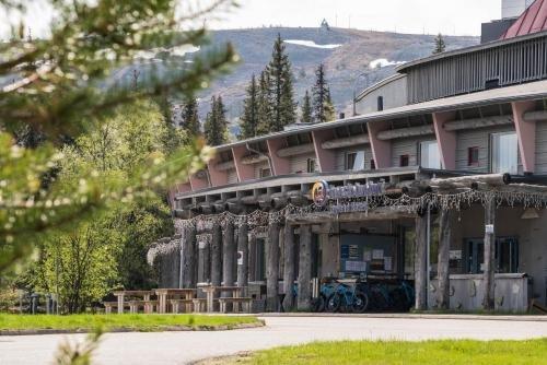 Lapland Hotel Luostotunturi & Amethyst Spa - фото 23