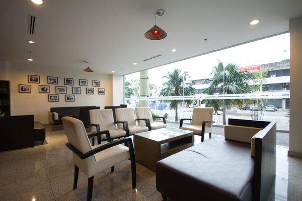 StarCity Hotel - фото 7
